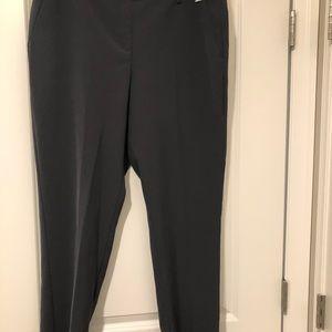 Zac & Rachel Pants & Jumpsuits - Zac and Rachel grey straight leg pants